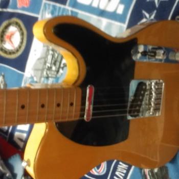 Olympic guitar - Guitars