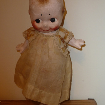Did they make Chalkware Kewpie's? - Dolls