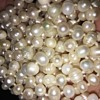 Very Long Pearl Rope Necklace Saltwater or Freshwater?