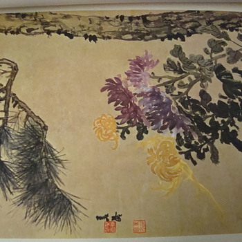 Madame Chiang Kai-Shek's Chinese painting book (2 of 2) - Books