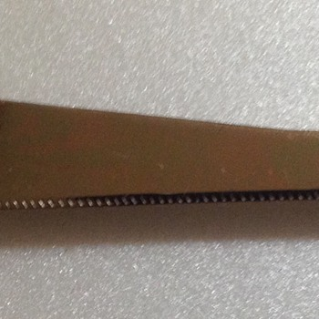 Hand Saw Tie Clip - Mens Clothing