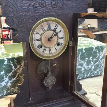 Waterbury Old Clock, researching more now.