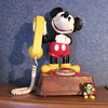 Mickey Mouse Phone...rotary dial.  Purchased, perhaps 30 plus yrs. ago.