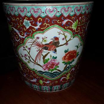 Jardiniere - Asian