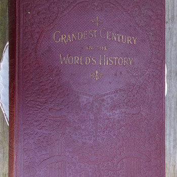 Grandest Century In the World's History  - Books