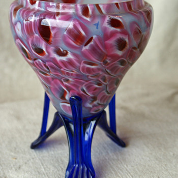 Kralik MURRINE Candy dish - Art Glass