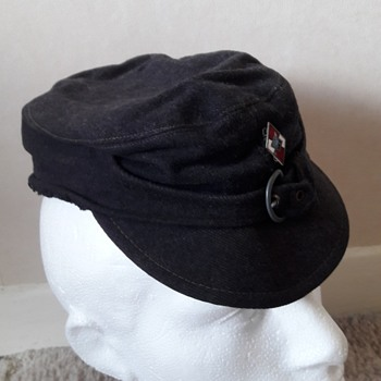 Hitler Youth Deutsches Jungvolk Winter cap  - Military and Wartime