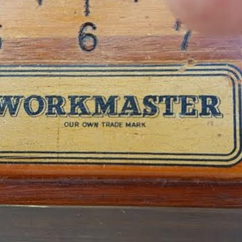 WORKMASTER Gorgeous 6' Measuring Stick; Can't find any info on it... - Office