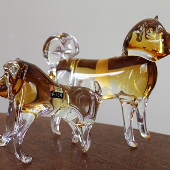 More from my menagerie - Kurata zodiacs - Art Glass