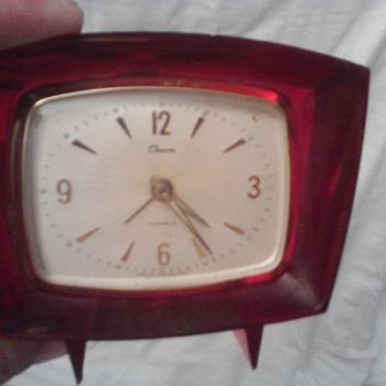 Atomic Age Clock - Mid-Century Modern