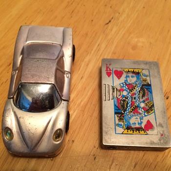 vintage lighters need help Identifying  - Tobacciana