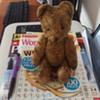 My old teddy bear