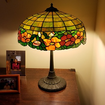 Wilkinson floral - Lamps