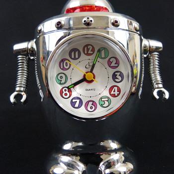 837R - Robot Clock - Toys