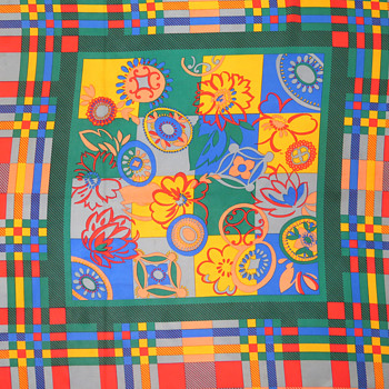 Recently purchased scarf - is it a genuine Hermes scarf - Womens Clothing