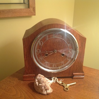 Smith Enfield Clock - Clocks