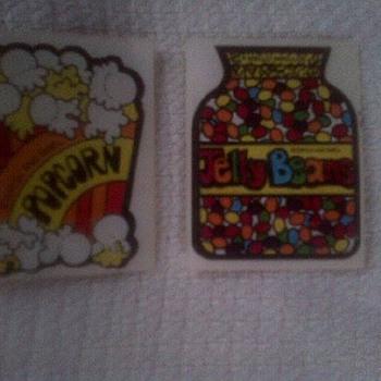 Mello Smellos Stickers - Paper
