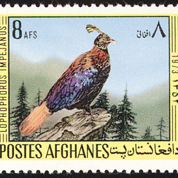 Why i collect birds on stamps - Stamps