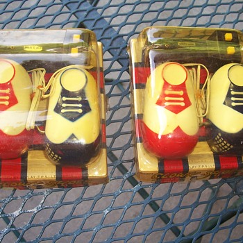 Remote control walking clown shoes-2 unopened packs - Toys