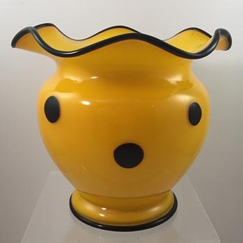 Loetz Ausführung 181 vase, PN unknown, ca. 1918 - Art Glass