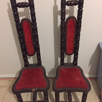 Unknown chairs