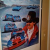 Autographed Richard Petty Print