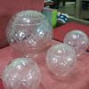 set of 4 old Bowl Crystal shades