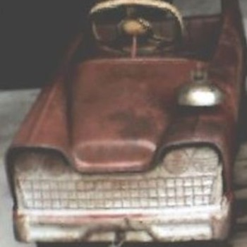 CT QUALITY ANTIQUE DISCUSSIONS ON All ITEMS  - Model Cars