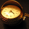 Vintage Lady necklace watch DOXA Swiss made