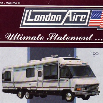 1989 Newmar London Aire - Classic Cars