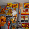 shell oil collection
