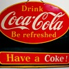 1951 Coca-Cola Menu Board (Canadian)