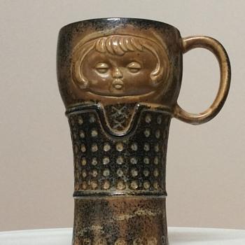Stoneware Mug - Pottery