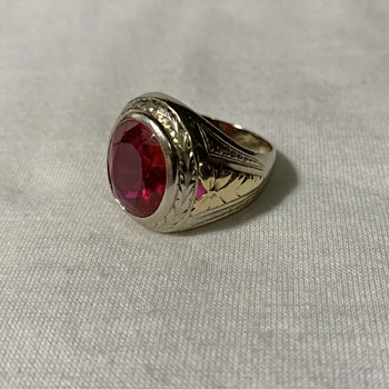 Great-Grandfather's 14k Gold Pinky Ring, Early-Twentieth Century - Fine Jewelry