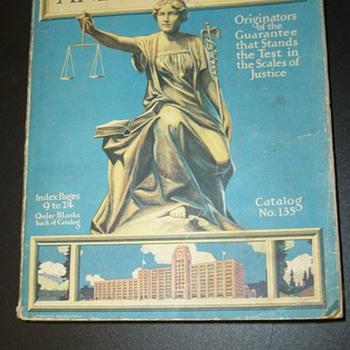 1917 Sears, Roebuck and Company Catalog