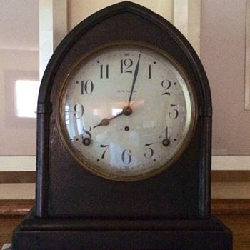 Seth Thomas Gothic Beehive Clock - Clocks