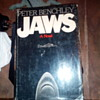 """1974 """"JAWS"""" A Novel ~ By Peter Benchley ~ 1st Edition"""