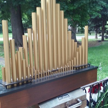 Conn pipe organ speaker