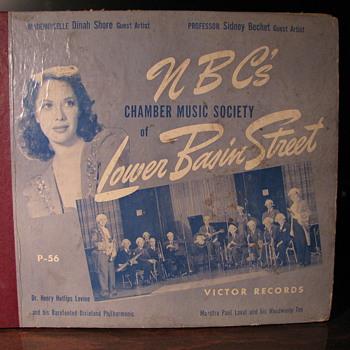 78 RPM Record Sets - Records