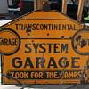 Old Garage Sign