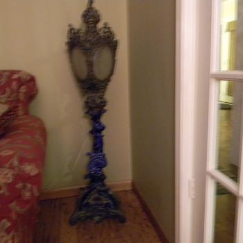 My old floor lamp - Lamps