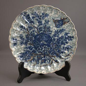British Plates reg. 1879 - China and Dinnerware