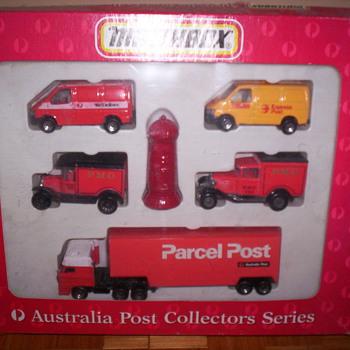 Post Vans
