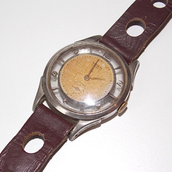1960s Swiss wristwatch made by Eden - Wristwatches