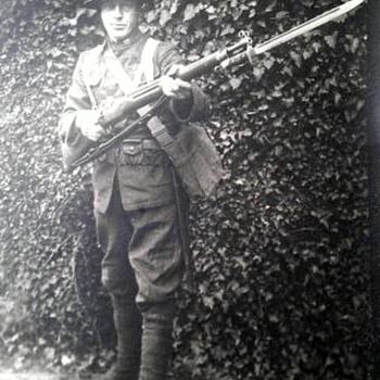Uncle Julius 1917 - Photographs