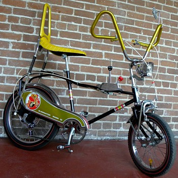 Murray Eliminator Mark II bicycle from 1969 - Sporting Goods