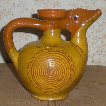 Traditional Bulgarian pitcher 2. - Pottery
