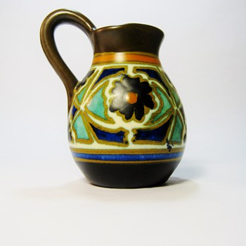 GOUDA -HOLLAND /C.1920's - Pottery