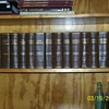 Circa 1930 16 Book Set of Charles Dickens by Odhams Press Limited of London.