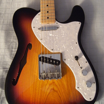 Fender Thinline Telecaster 1969 Reissue - Guitars